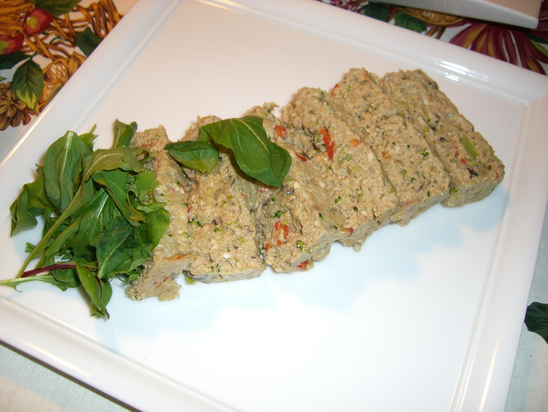 野菜と豆腐のパテ