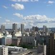 札幌の秋晴れ