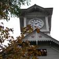 秋の札幌時計台